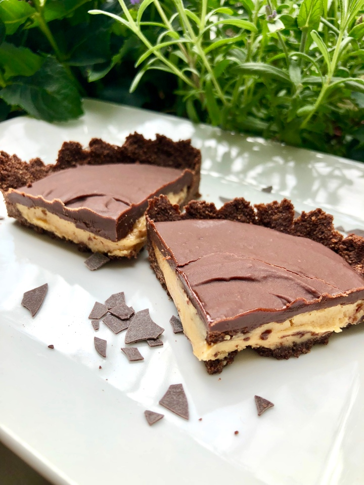 Chocolate Peanutbutter Tartelette